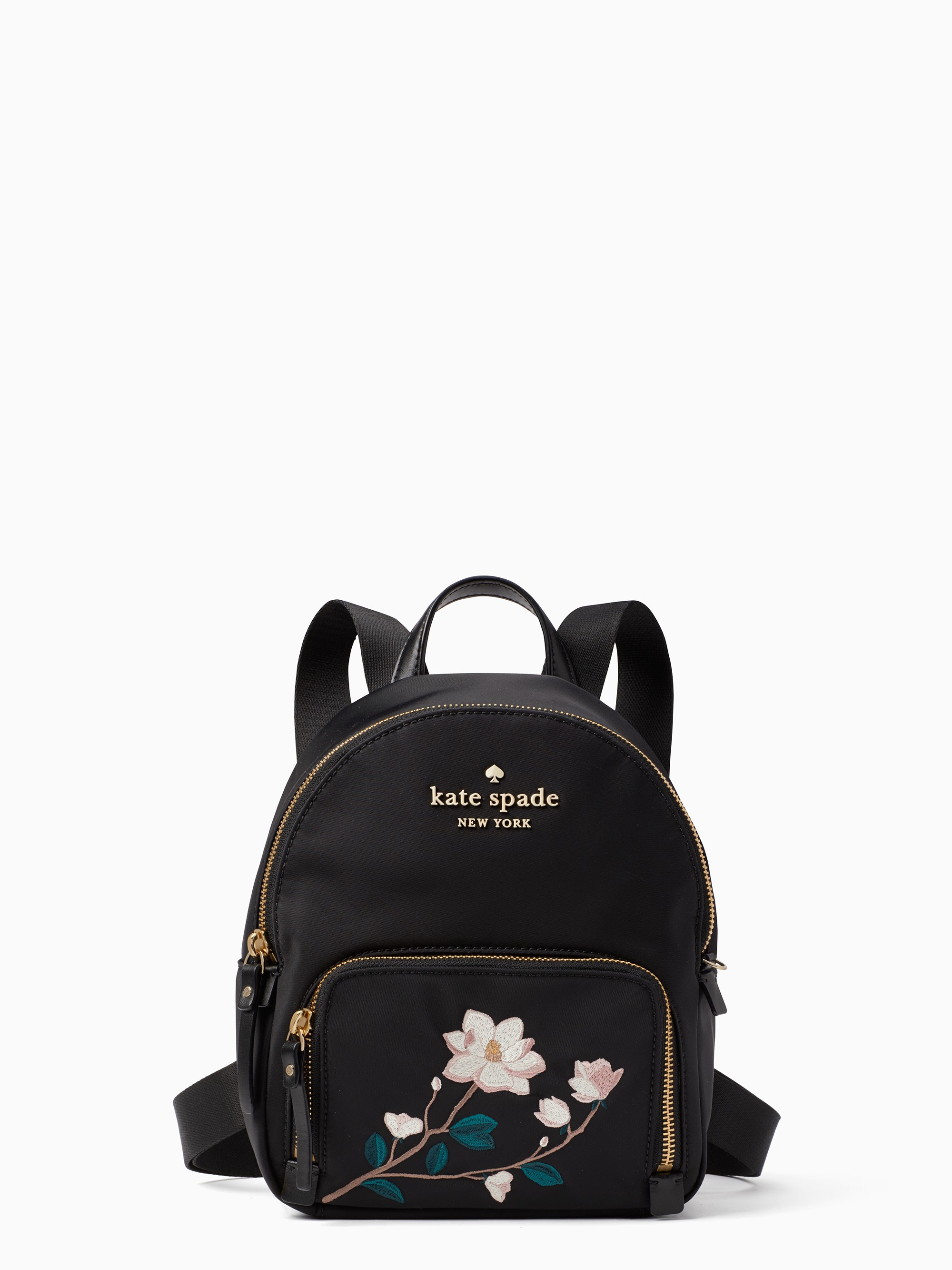 KATE SPADE watson lane embroidered small hartley.  katespade  bags  leather   lining  nylon  backpacks   c9cdb247e18bd