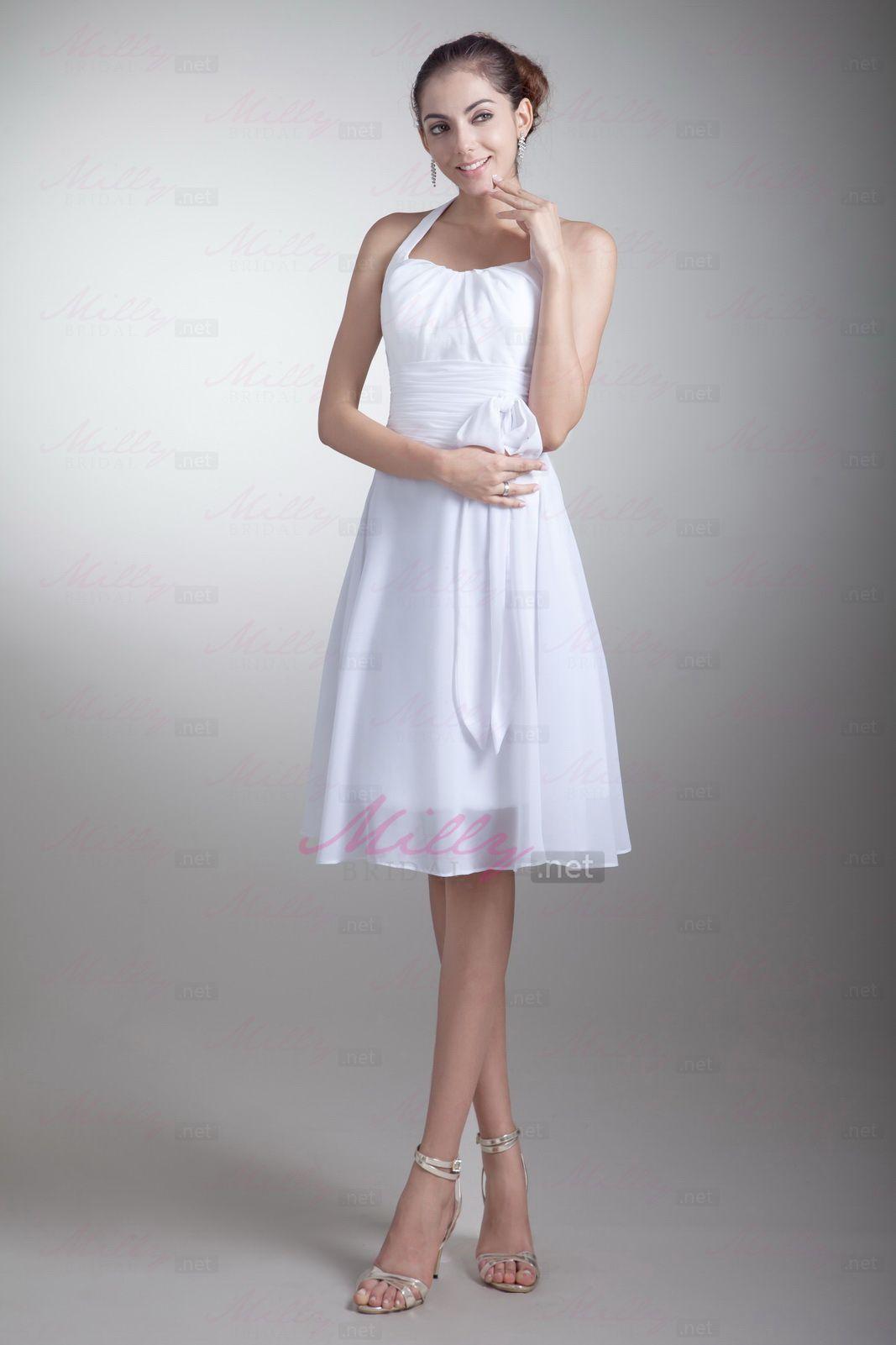 casual wedding dresses knee length - Google Search | Wedding ...