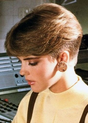 80s short hairstyles and haircuts 1