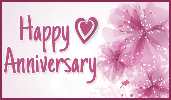 happy wedding anniversary cards for facebook