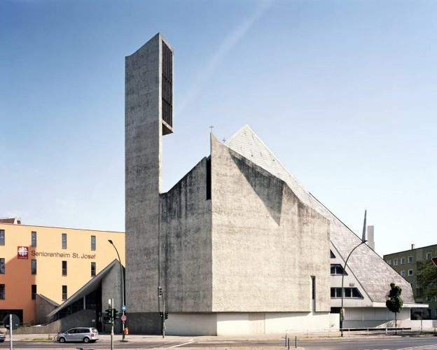 Church of St. Norbert berlin - Hledat Googlem