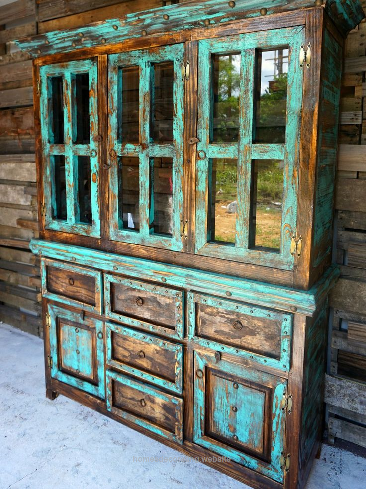 Nice San Antonio Rustic Hutch Sofia S Furniture A Perfect Piece For Ranch Log Cabin Or Any Western Home The Post