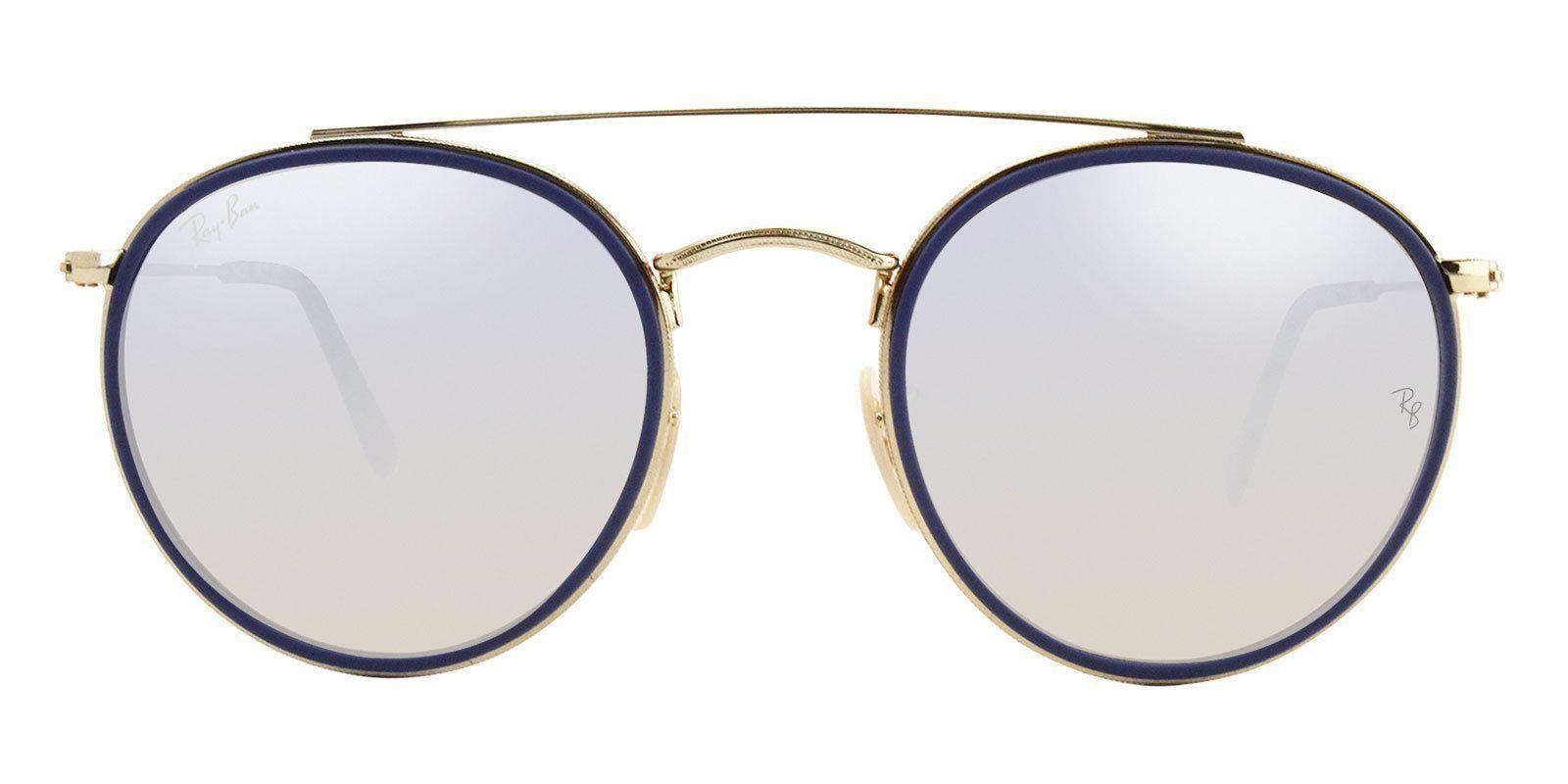 dc17f923d8 Ray Ban - RB3647-N Gold - Blue sunglasses– Designer Eyes