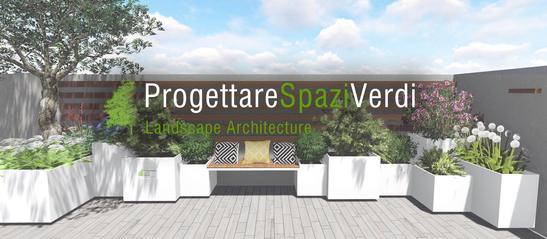 Progettare Spazi Verdi – progettazione giardini e terrazzi Genova ...