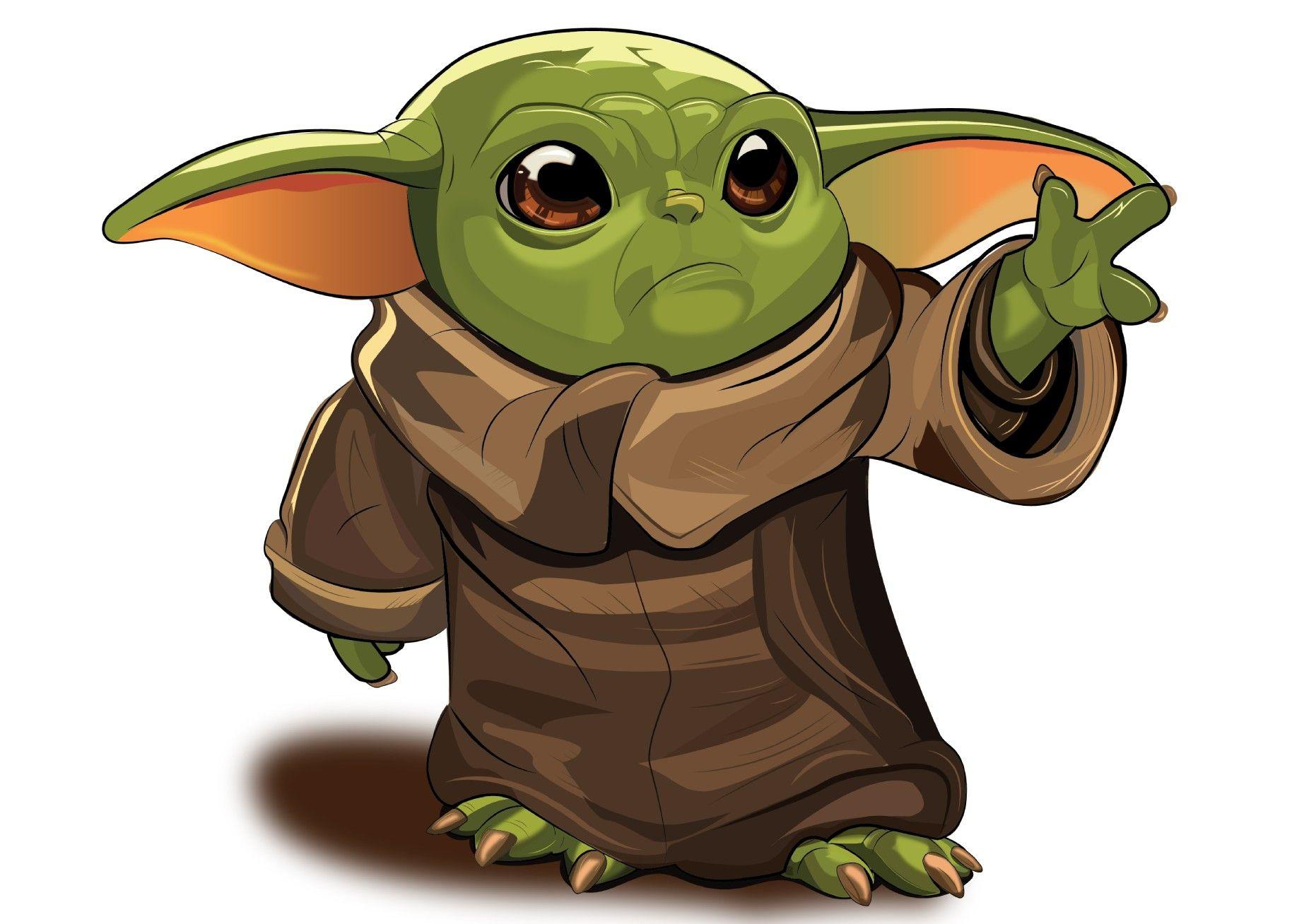 Baby Yoda Mandalorian Baby Png Star Wars Png Tshirt Yoda Etsy Yoda Images Yoda Png Yoda