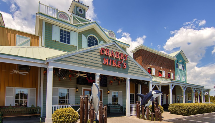 Crabby Mike's Best Food in Myrtle Beach