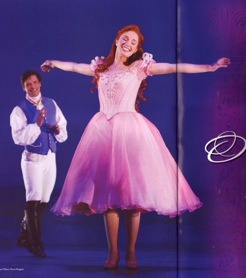 Sierra Boggess and Sean Palmer (?) From the Sea to Land - sierra boggess resume