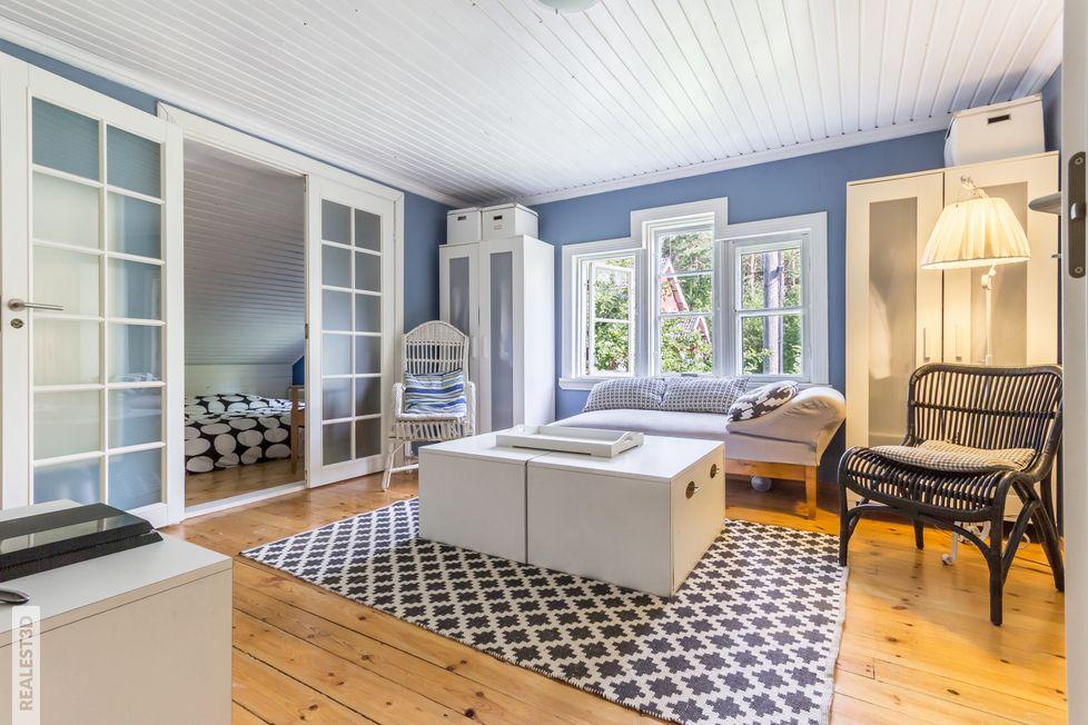 Myydään Omakotitalo Yli 5 huonetta - Tampere Käpylä Käpytie 23 - Etuovi.com 9581453