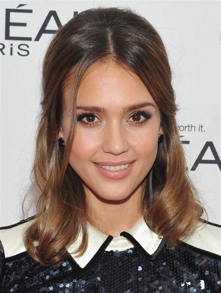 Photo of Jessica Alba's hairstyles through the years
