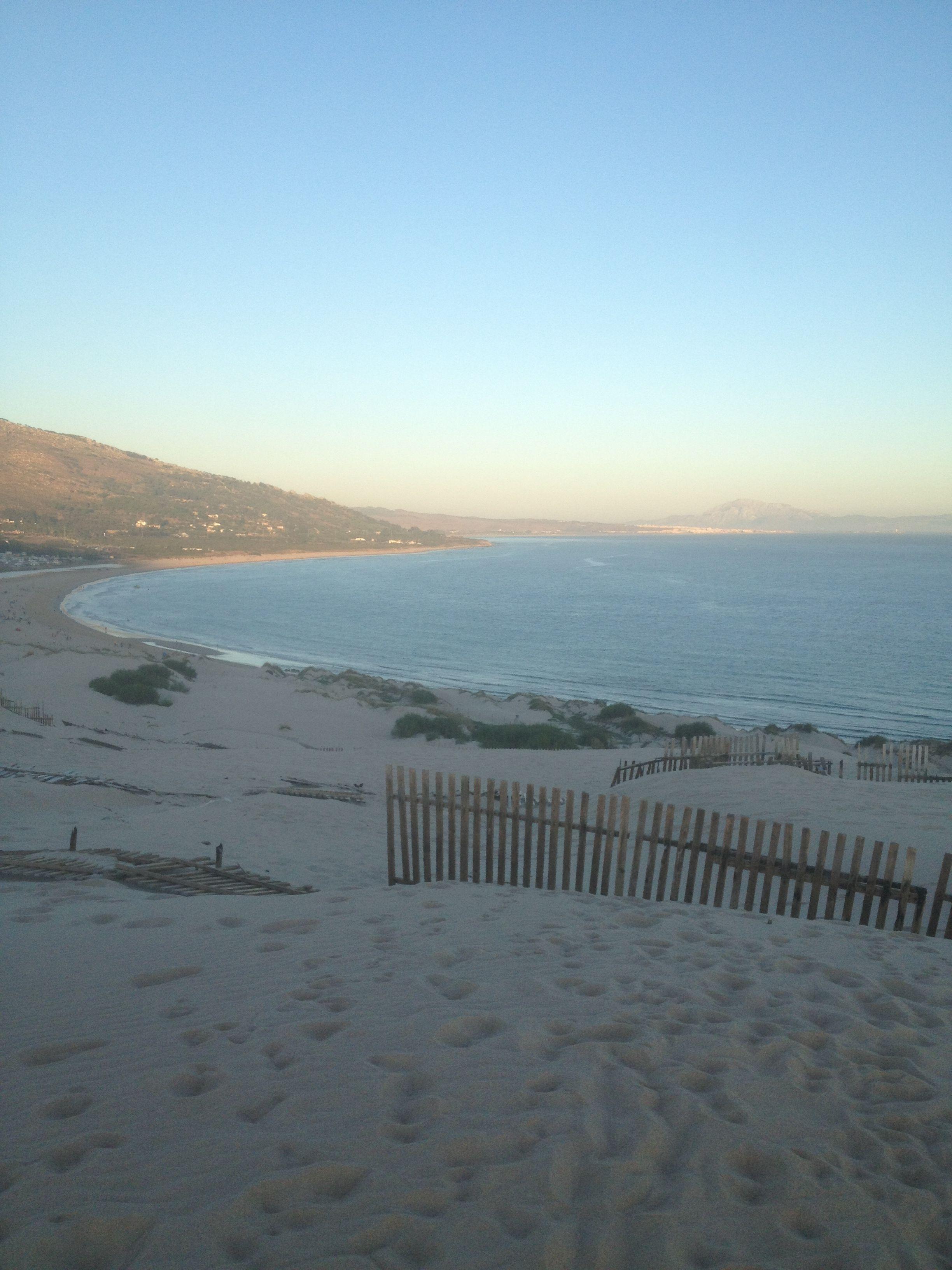 Desde la duna...