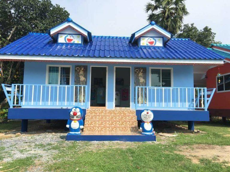 Desain Rumah Doraemon Terbaru Doraemon Desain Desain Rumah