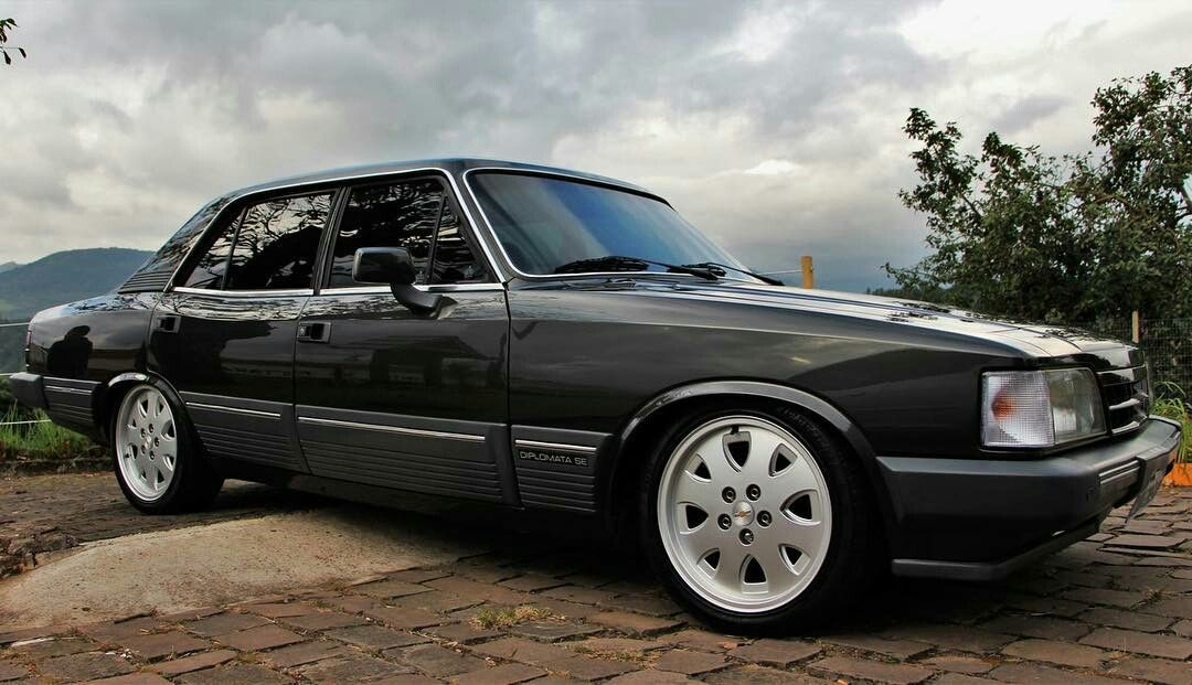 Pin Em Chevrolet Opala