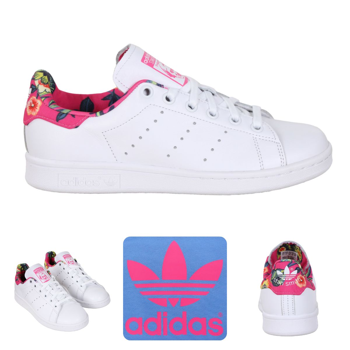 In love with the new adidas  Stan Smith Adidas Wmns Shoes Low Sneakers.   ◻  http://www.hoodboyz.co.uk/product/p170021_adidas-shoe-wmns-stan-smith-low-sneaker-white-pink.html