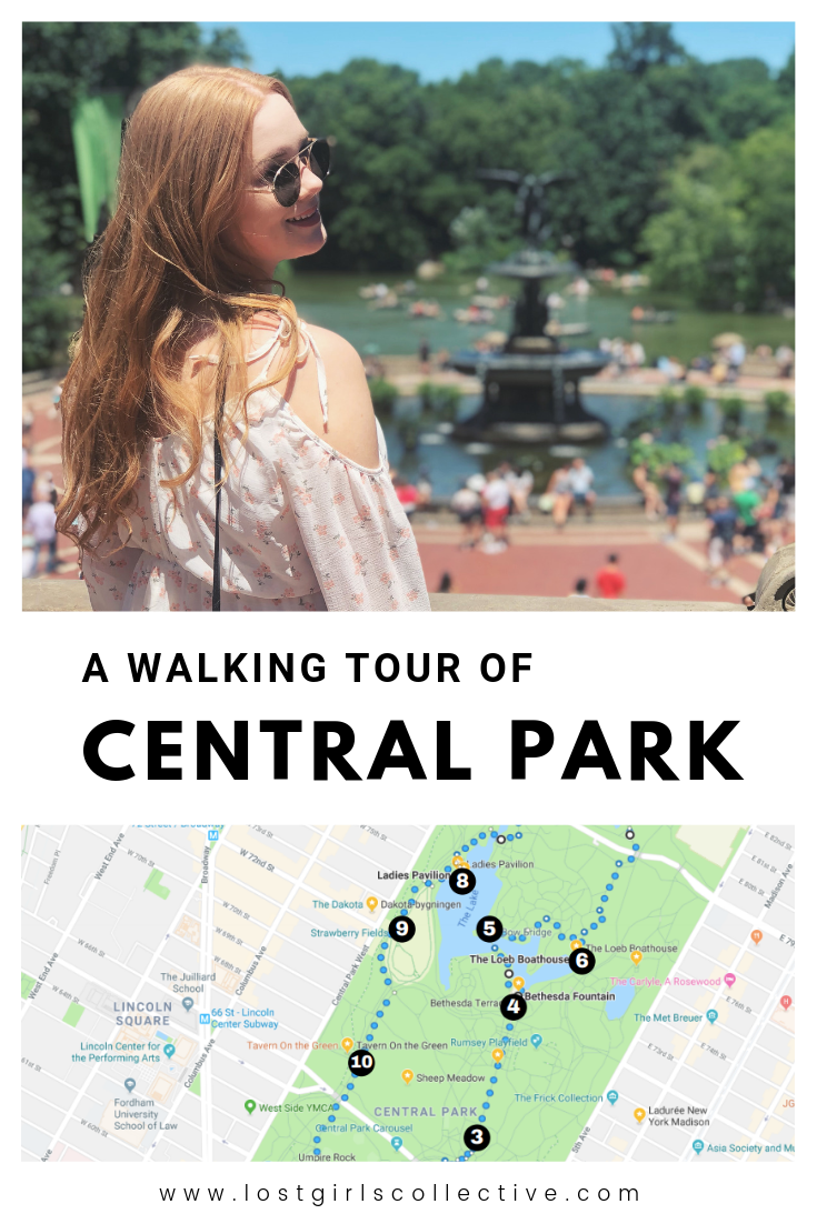 photo regarding Printable Guides known as Free of charge printable marketing consultant of Central Park Shed Ladies Collective