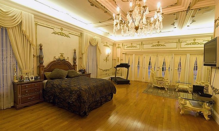 Rich Houses Interior Home Interior Decor Idea Bedroom Lavish