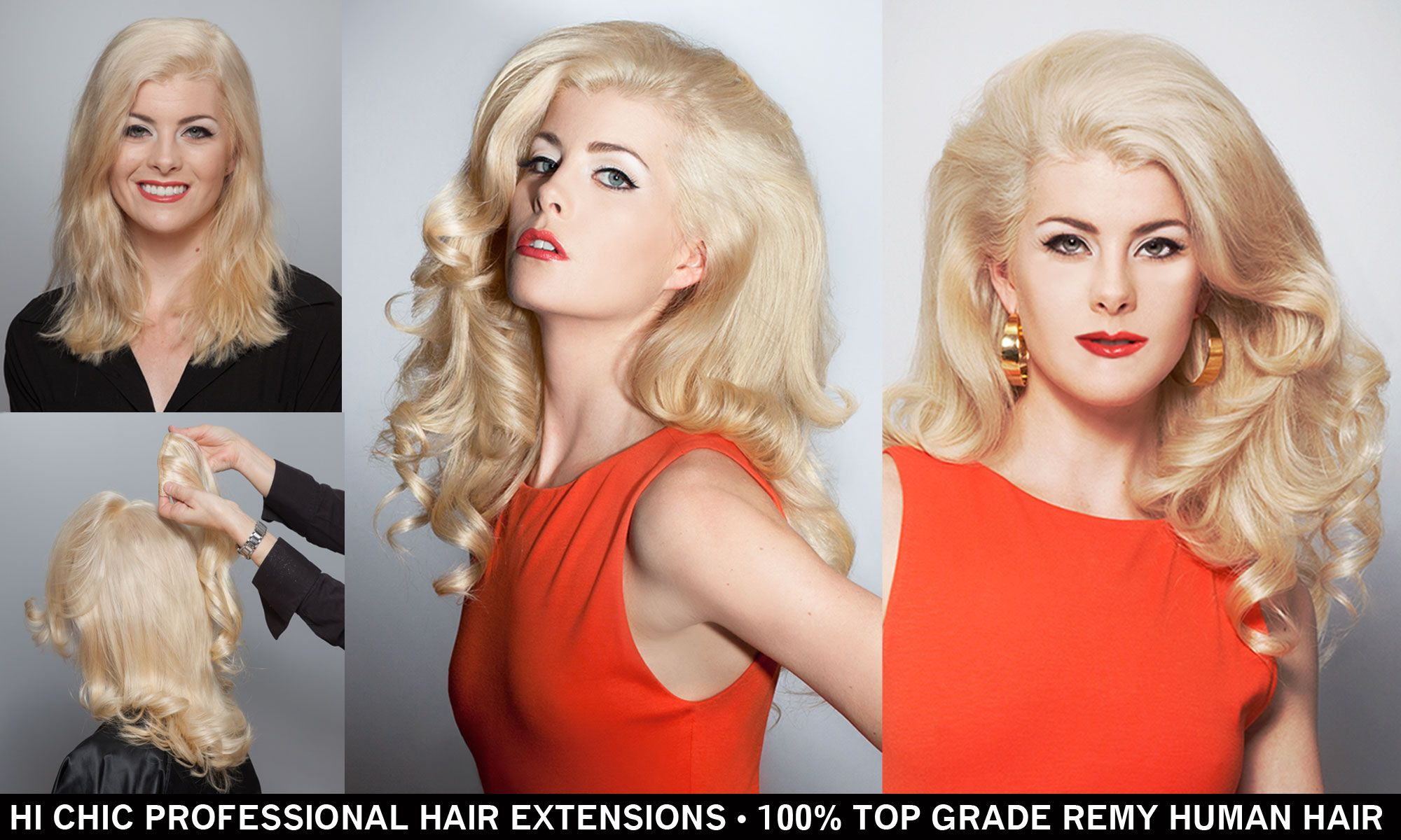 Professional extensions make all the difference hair is longer