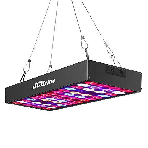 Growing With Uvamp; Jcbritw 30w Spectrum Ir Grow Light Led Panel Full xBrCoed