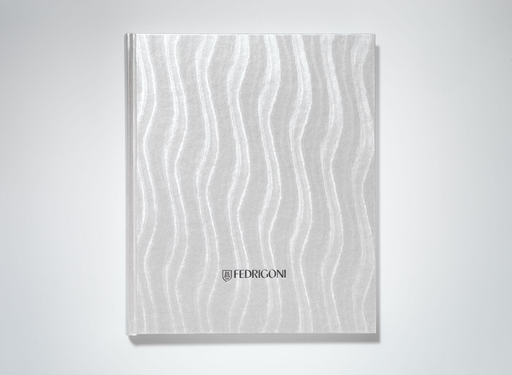 Notizbuch mit Perlmutt-schimmerndem Covereinband (CONSTELLATION JADE, Onda)