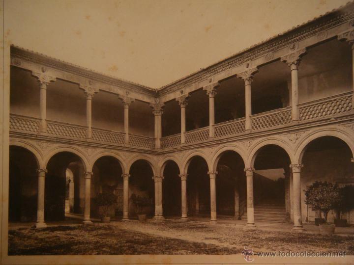 Alcal de henares palacio arzobispal patio die baukunst spaniens m junhaendel alcal Arquitectura alcala de henares