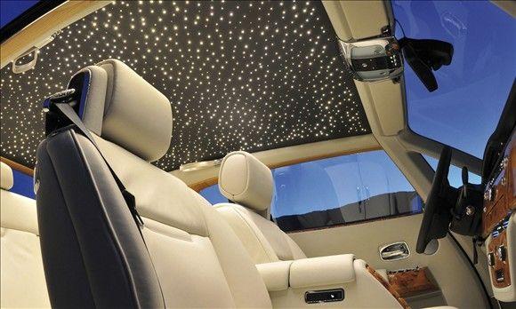 Rolls Royce Starlight Headliner The Rolls Royce Phantom