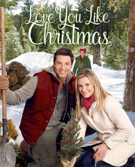 Love You Like Christmas (2016) DVD Christmas dvd
