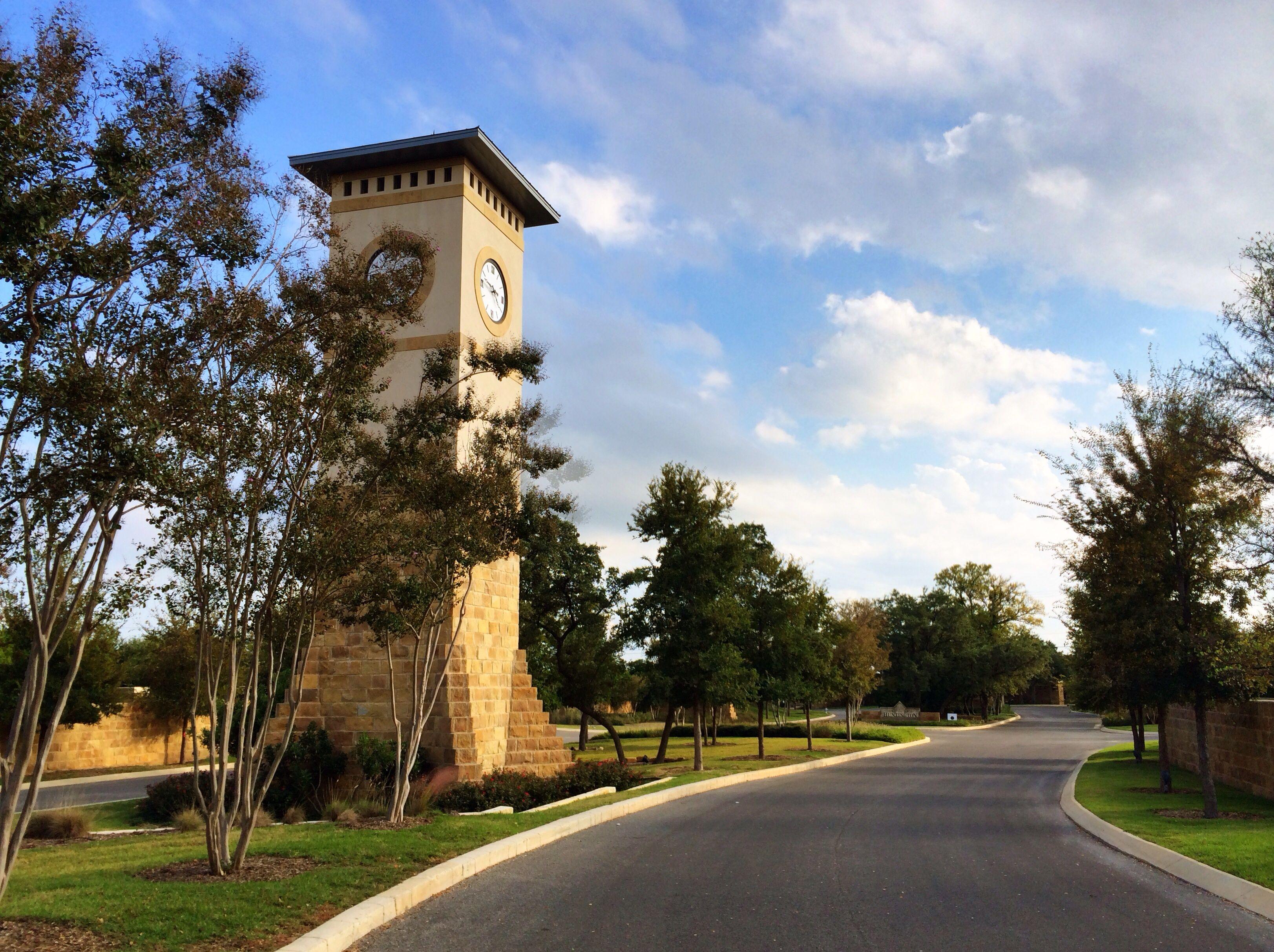 Huntington Shavano Park Neighborhood San Antonio