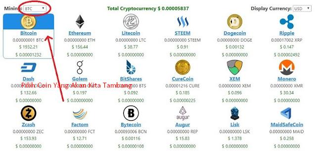 Cloud Minning Bitcoin Cryptocurrency Gratis Tanpa Deposit Di 2021 Paying