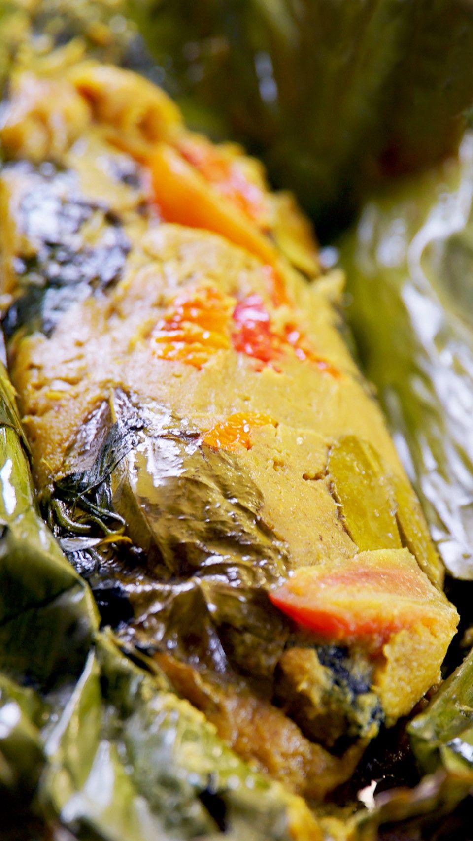 Pepes Ikan Mas Resep Resep Resep Makanan Resep Ikan Bakar