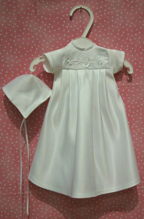 Donated By Volunteer From A Donated Wedding Gown