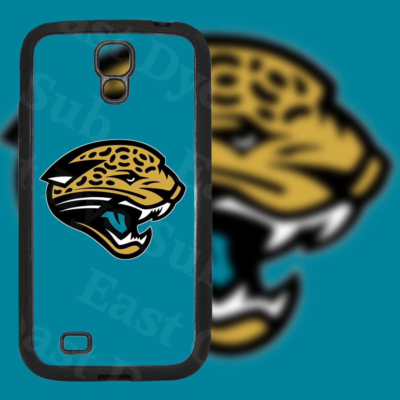 Jacksonville jaguars blue background design on samsung galaxy s4 jacksonville jaguars blue background design on samsung galaxy s4 black rubber silicone case by eastcoastdyesub on voltagebd Gallery