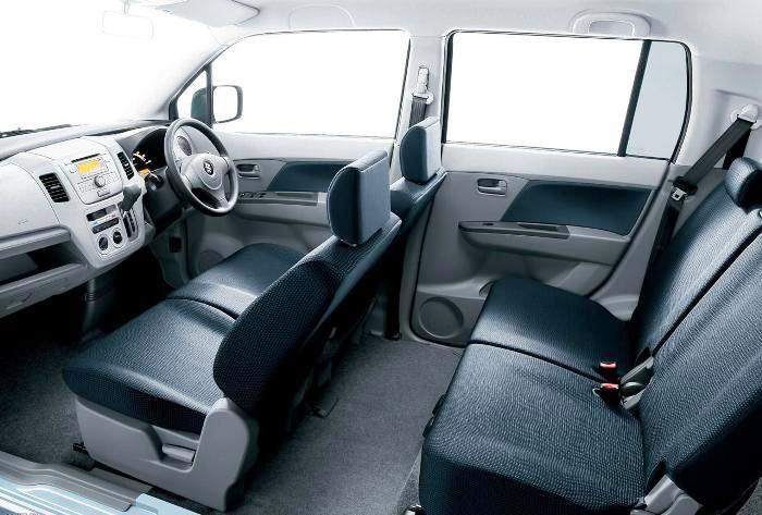 Maruti Suzuki Wagon R Stingray Interor Photo Suzuki