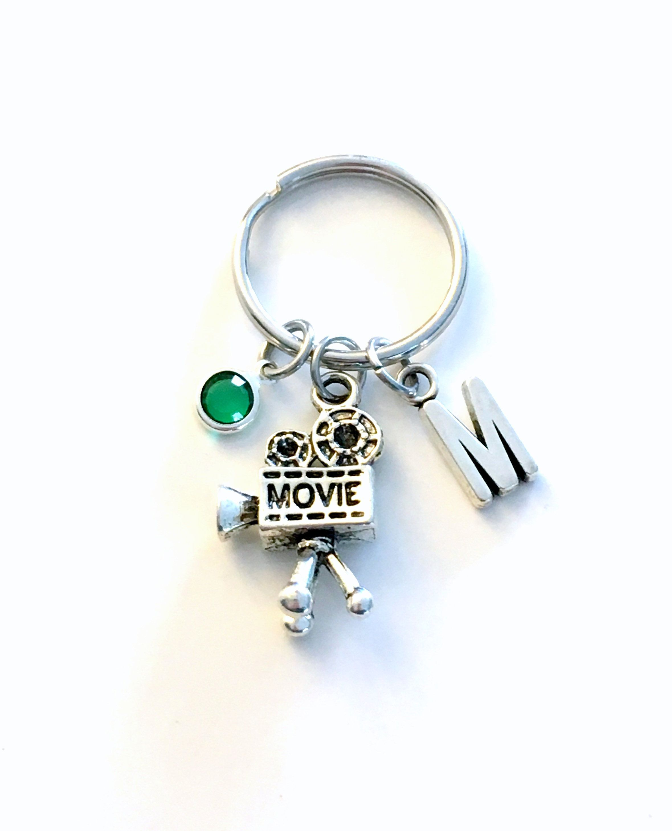 Gift for Film Student keychain 5b2ce82e0f