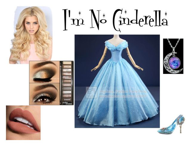 """""""I'm No Cinderella"""" by angel-of-darkness-707 on Polyvore featuring Urban Decay and Sephora Collection"""