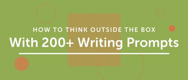 @mdjubairahmedhr : martinjonesaz : How To Think Outside The Box With 200 Writing Prompts #contentmarketing   https://t.co/WlCEMY69T8) https://t.co/qPAC19xG6G