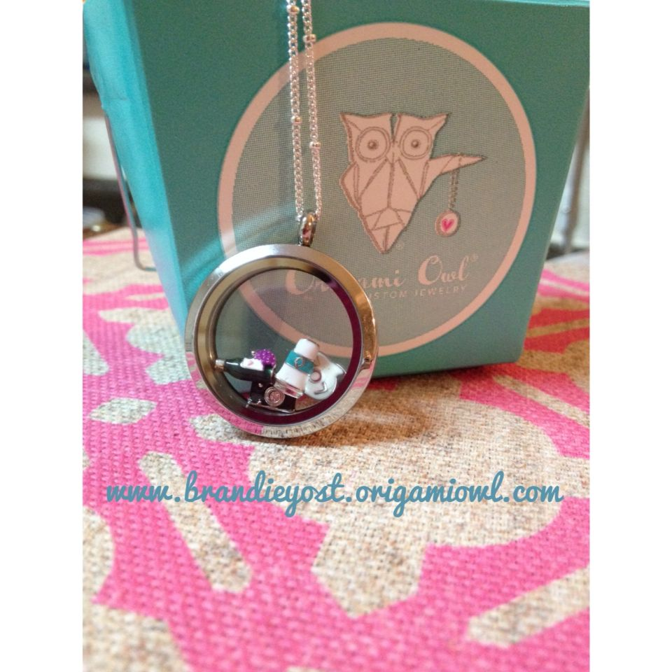 """Want to win this locket? """"Like"""" my Facebook page for ..."""