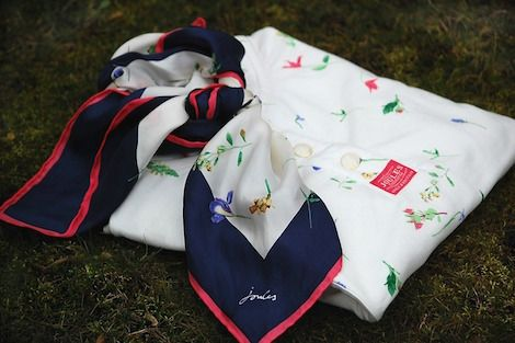 In celebration of our new collection with the National Trust, we're taking you behind the scenes to the beautiful floral print designed specifically for the cause. #Joules