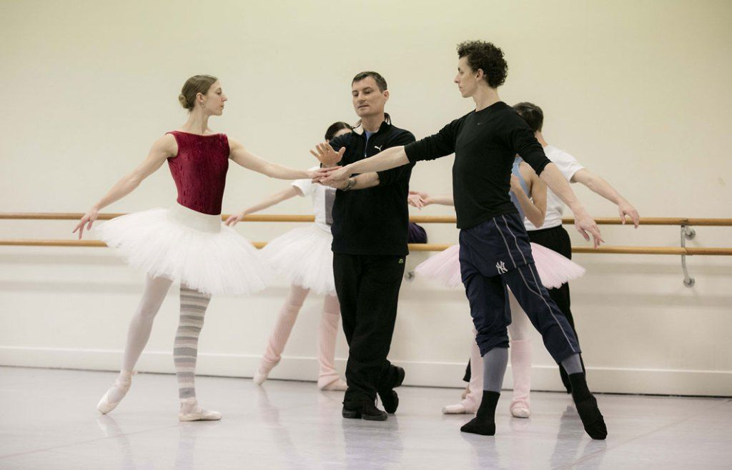 5ffff6125 David McAllister on The Australian Ballet just for kids