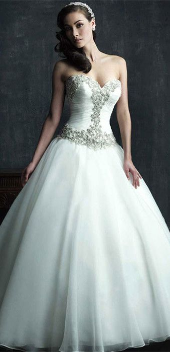 wedding dress wedding dresses | Wedding | Pinterest | Wedding dress ...