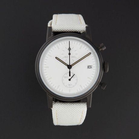 Undone Modern White Chronograph Quartz UND URB MOD WHT