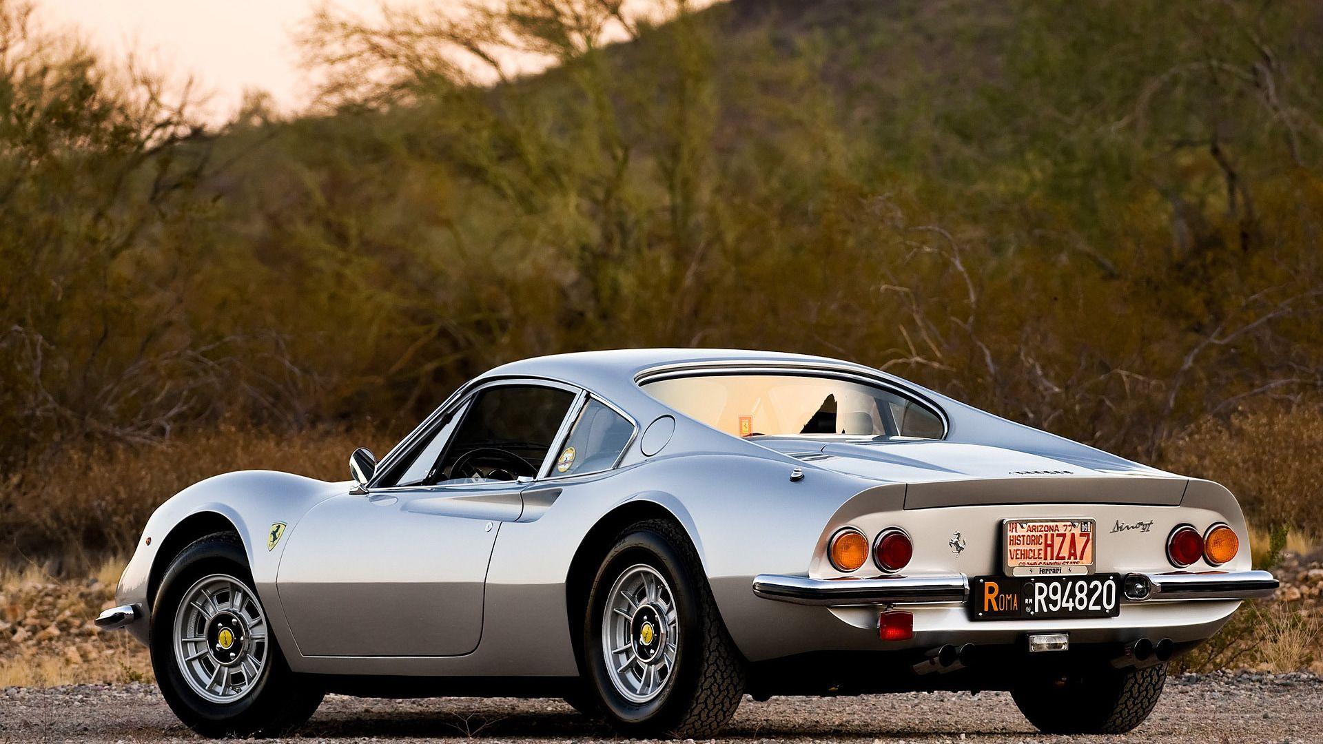 1969 Ferrari Dino 246 Gt Ferrari Vintage Ferrari Alfa Cars