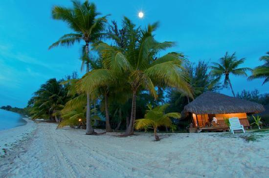 Bora View Picture Of Eden Beach Hotel