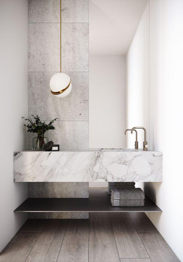 51 Bathroom Vanity Lights To Rejuvenate Any Bathroom Decor Style In 2020 Interior Design Living Room Modern Bathroom Design Room Interior
