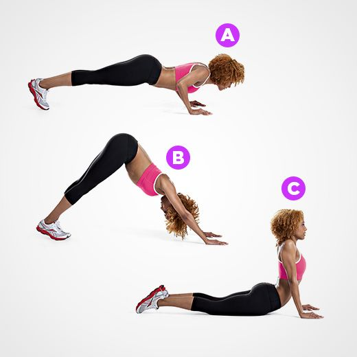 The Workout You Need When You're Sore AF | Women's Health