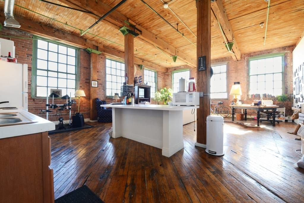Check Out This Awesome Listing On Airbnb Artsy River Loft Near