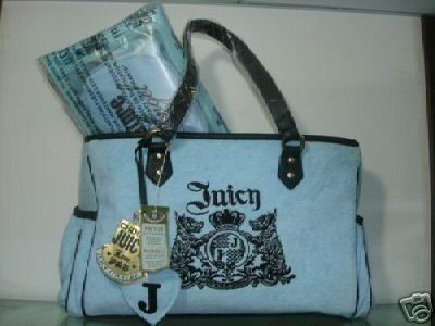 Baby Boy Diaper Bags Blue Juicy Couture Bag For A