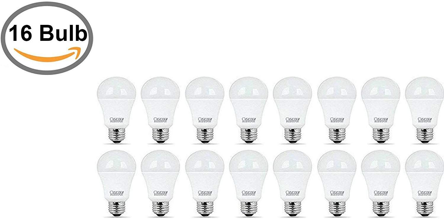 Feit 100w 17 5w Led Dimmable 15 000 Life Hours 16 Bulbs For More Information Visit Image Link This Is An Affiliate Link Bulb Led Led Bulb