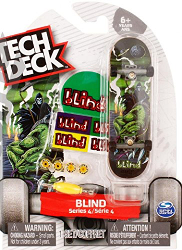 Tech Deck Series 4 Blind Reaper Fingerboard Tech deck