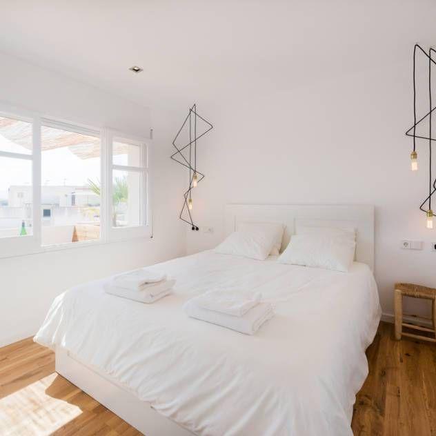 habitacion principal  Moderne Schlafzimmer von LF24 Arquitectura