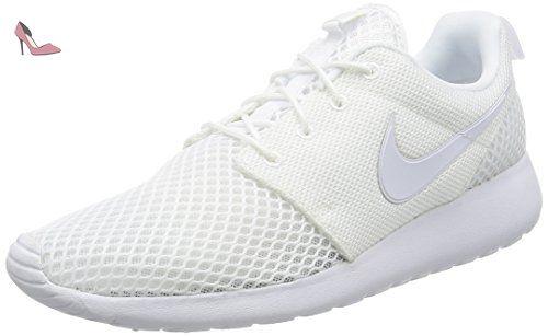 Nike Roshe One Se, Chaussures de Tennis Homme, Blanc Cassé (White/White