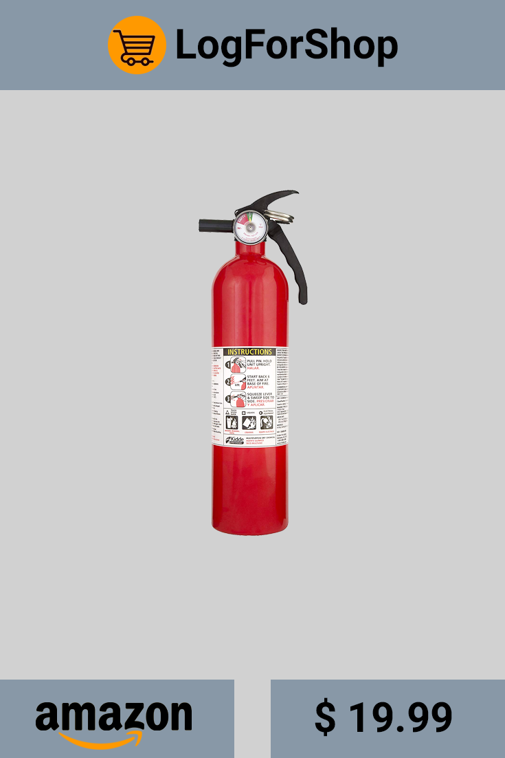 This Fire Extinguisher Is Another Creative And Great Product From Kidde You Can Use This Extinguisher To Fig Fire Extinguisher Extinguisher Cool Things To Buy